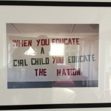 Educate a Girl Pic at Chiltern Escapes
